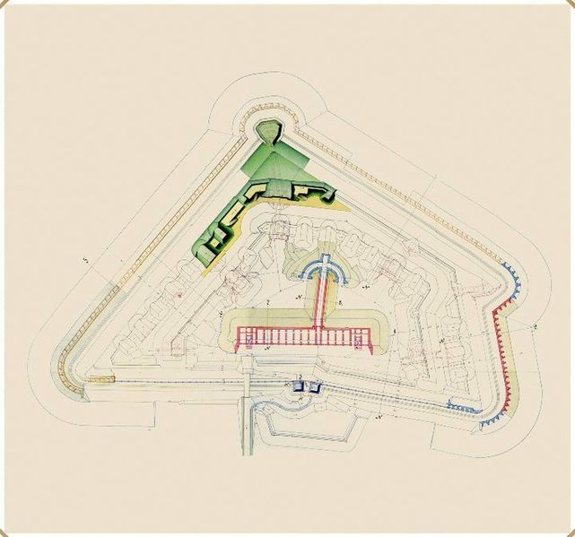 VII forto planas (1889 m.)